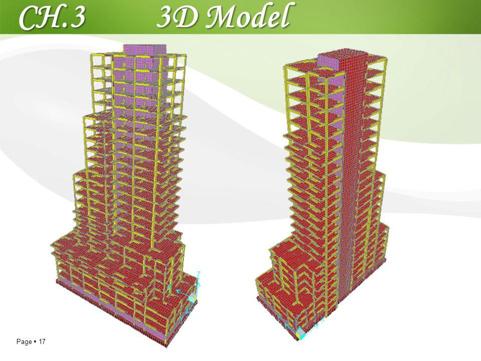 CH.3 3D Model