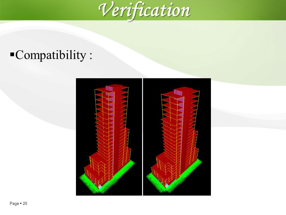 Verification Compatibility :