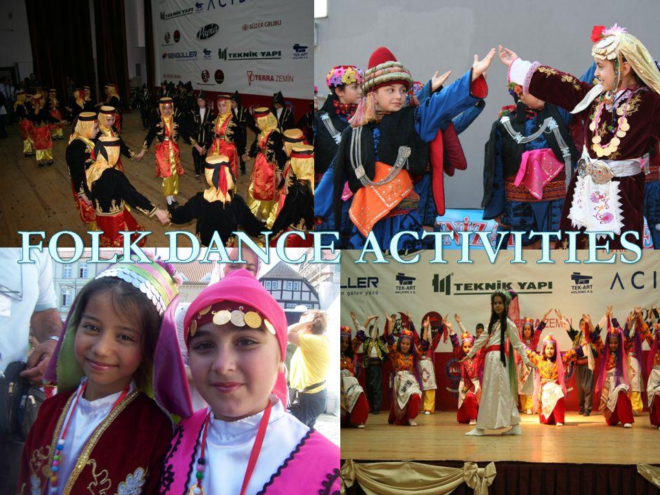 FOLK DANCE ACTIVITIES