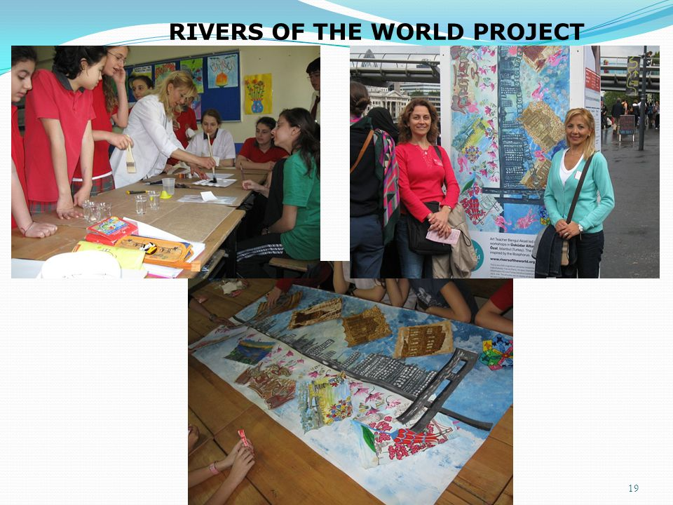 RIVERS OF THE WORLD PROJECT