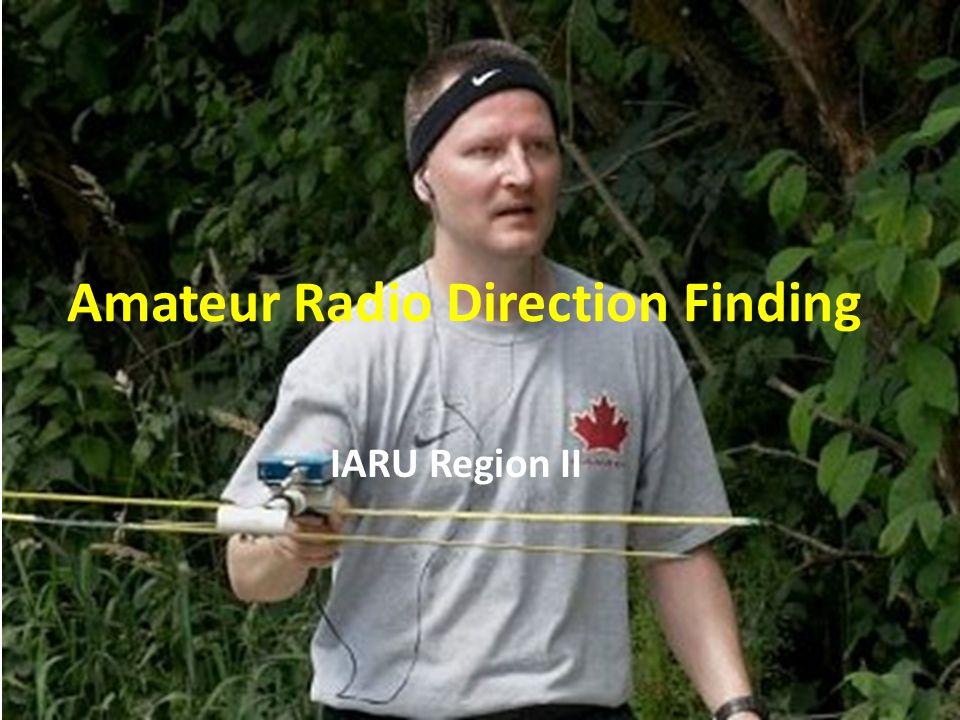 Amateur Radio Direction Finding