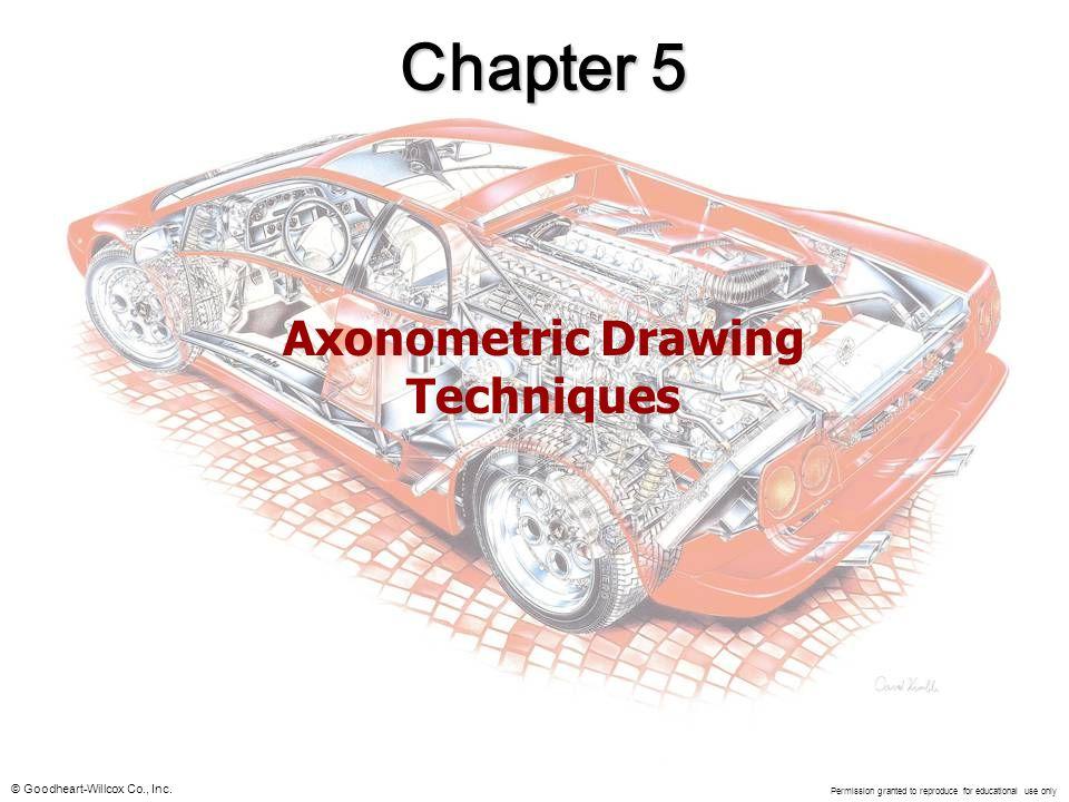 Axonometric Drawing Techniques
