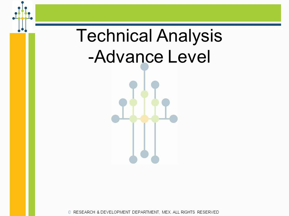 Technical Analysis -Advance Level