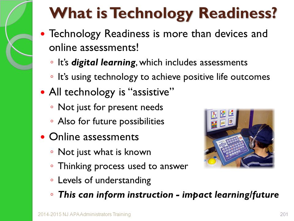 What is Technology Readiness