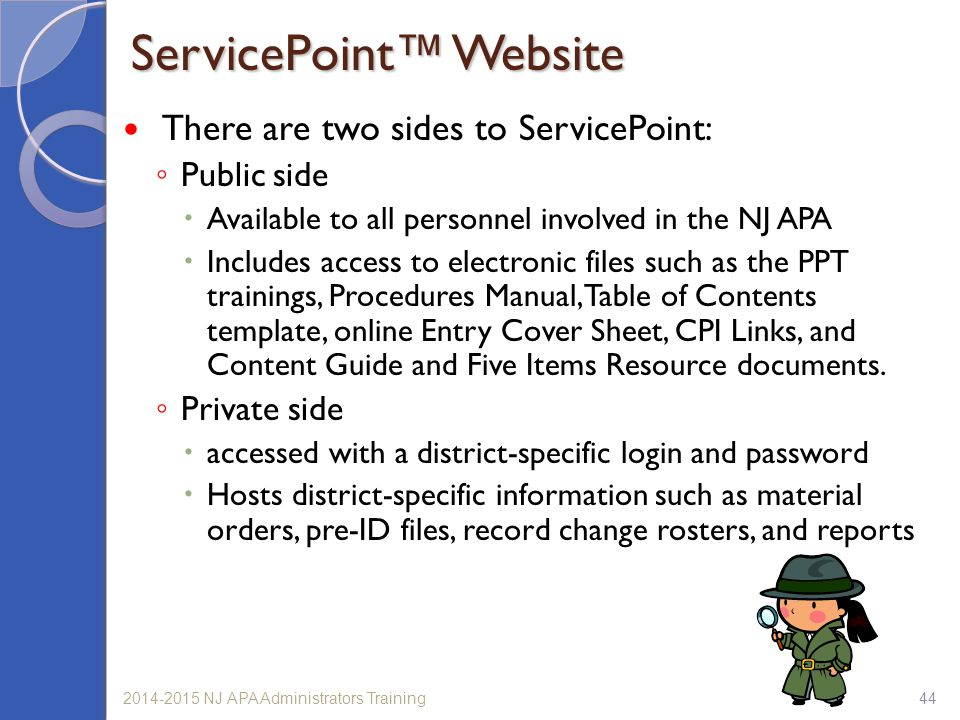 Administrator/Test Coordinator Training - ppt download