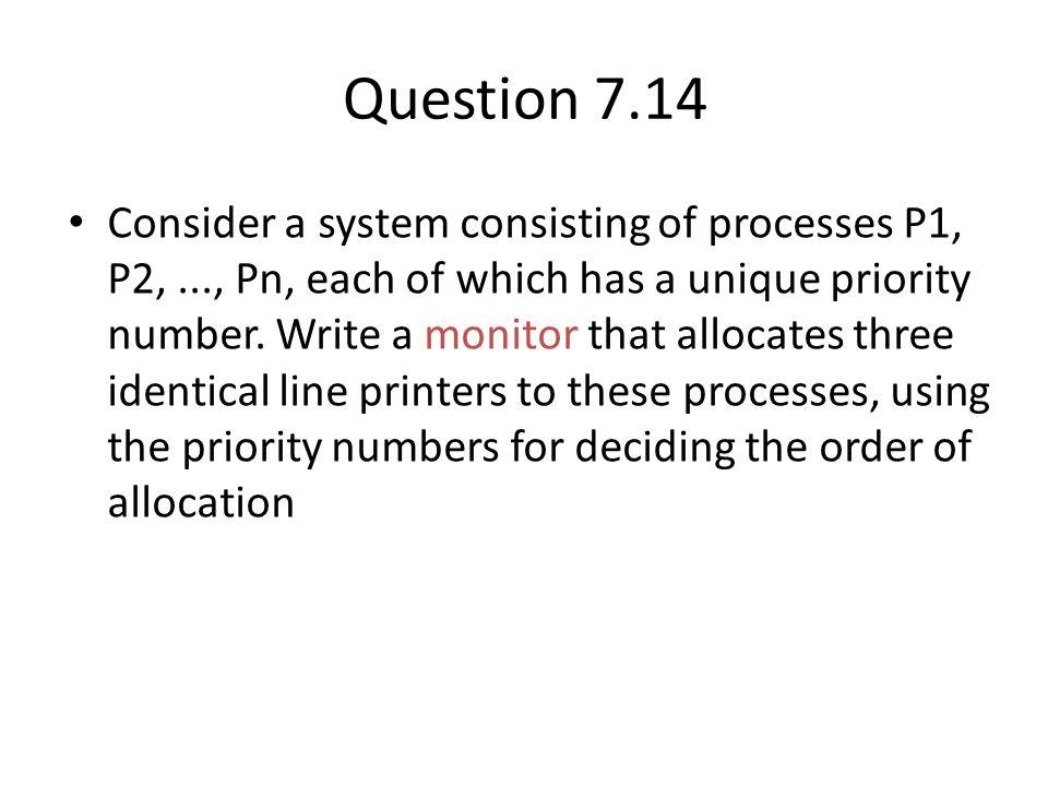 Question 7.14