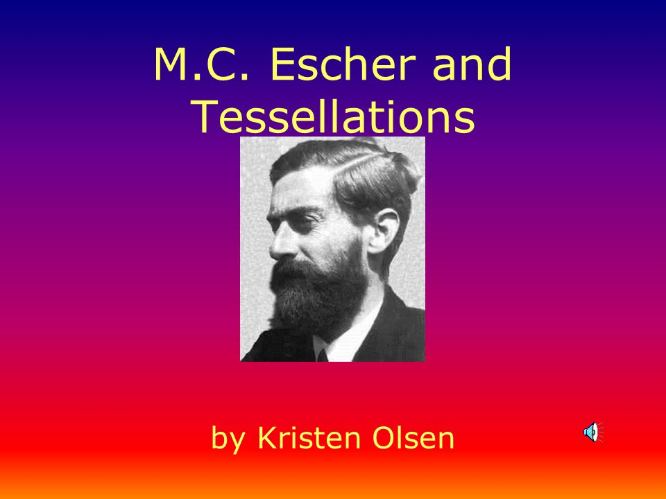 M.C. Escher and Tessellations