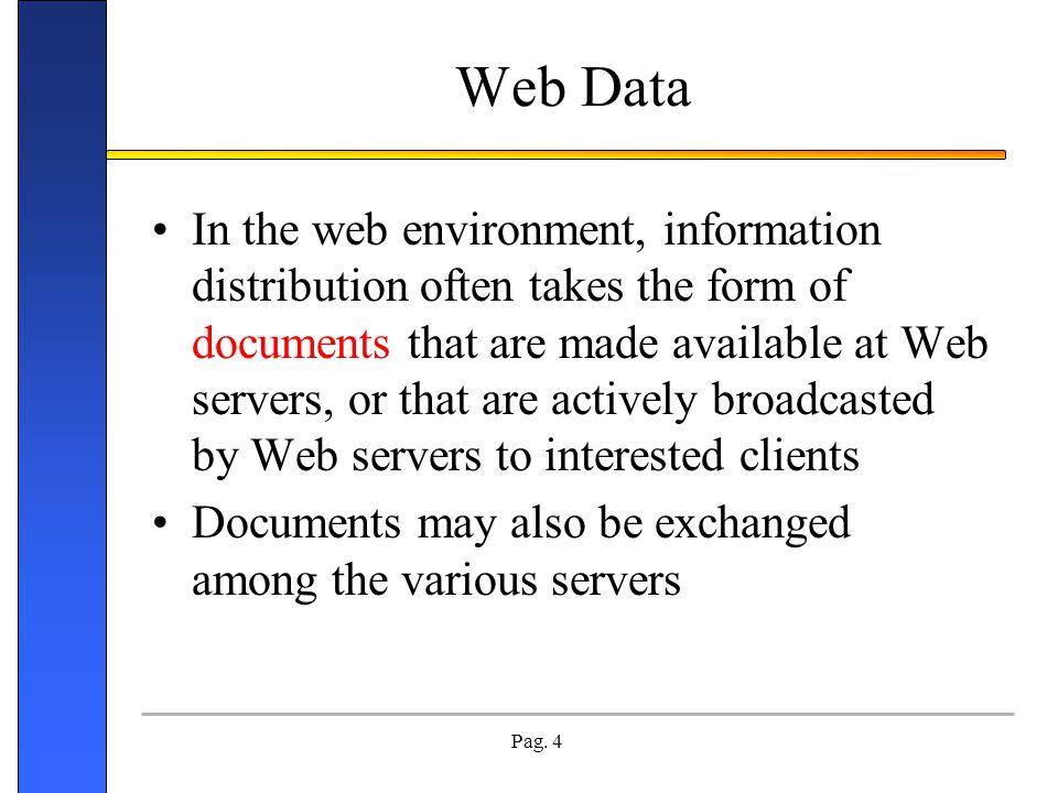 Web Data