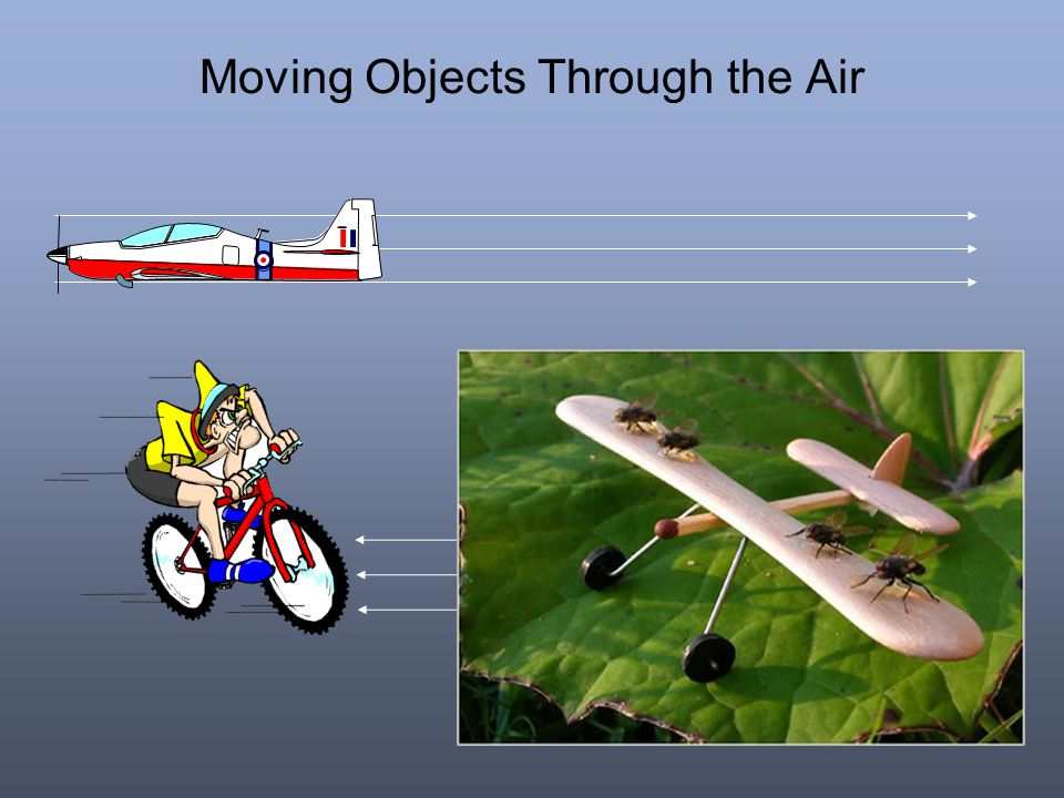 Moving Objects Through the Air