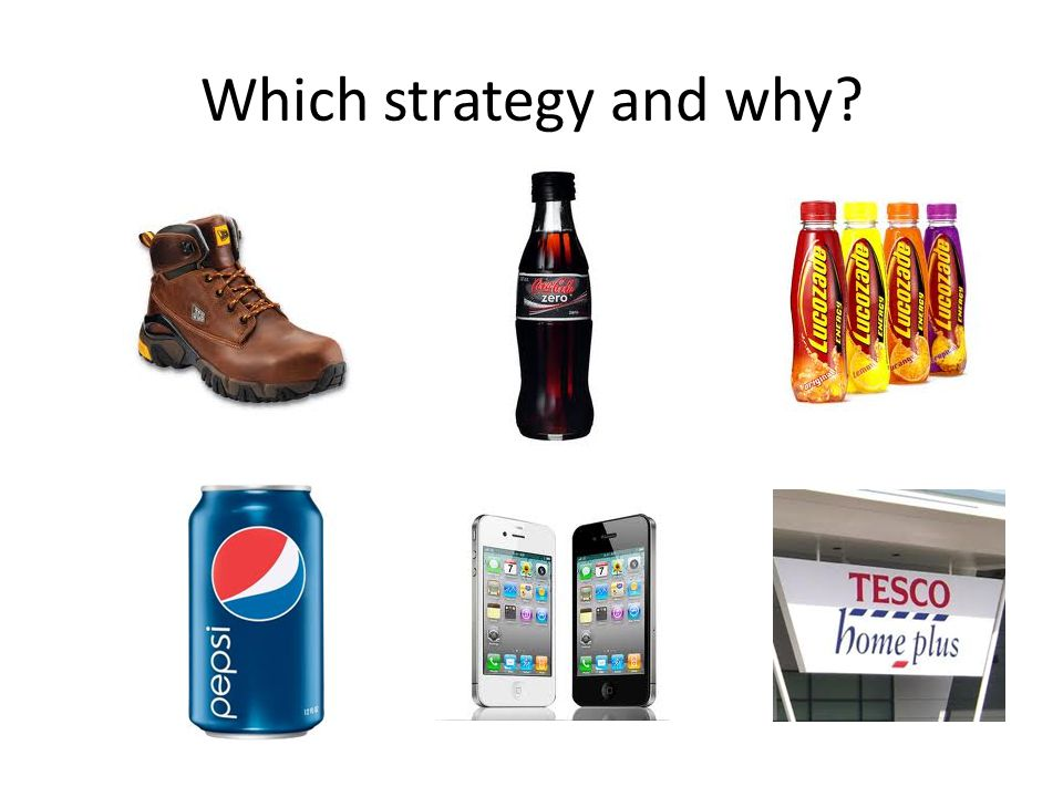 Which strategy and why