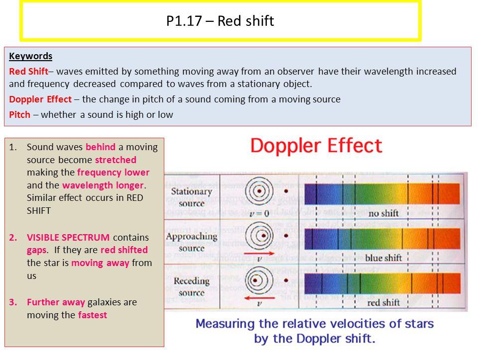 P1.17 – Red shift Keywords.