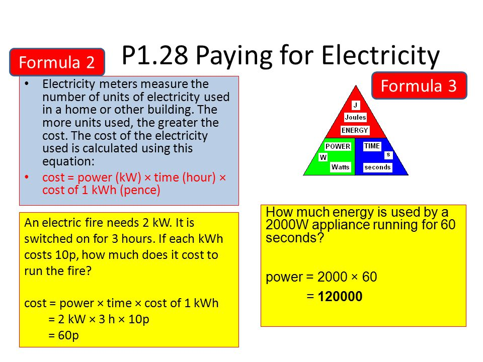 P1.28 Paying for Electricity