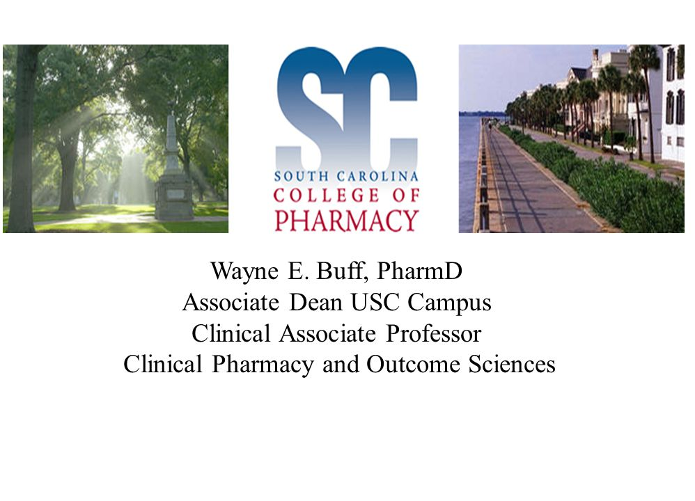 Associate Dean USC Campus Clinical Associate Professor