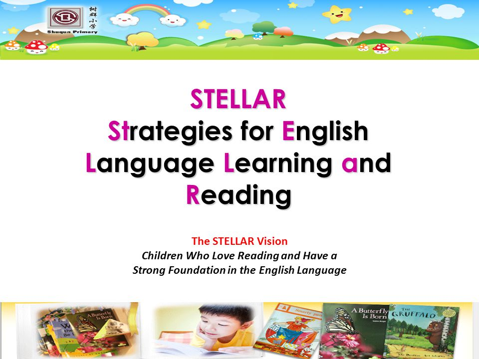 Strategies for English Language Learning and Reading