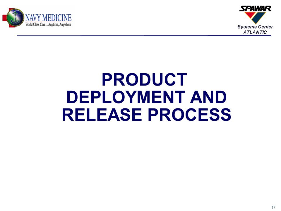 PRODUCT DEPLOYMENT AND RELEASE PROCESS