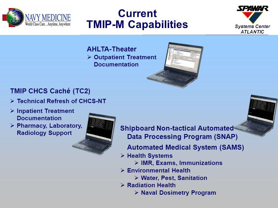 Current TMIP-M Capabilities