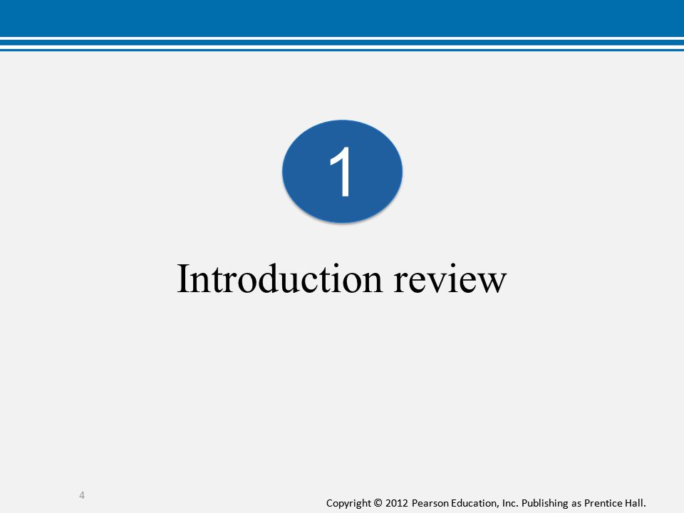 1 Introduction review The first learning objective is to define accounting vocabulary.