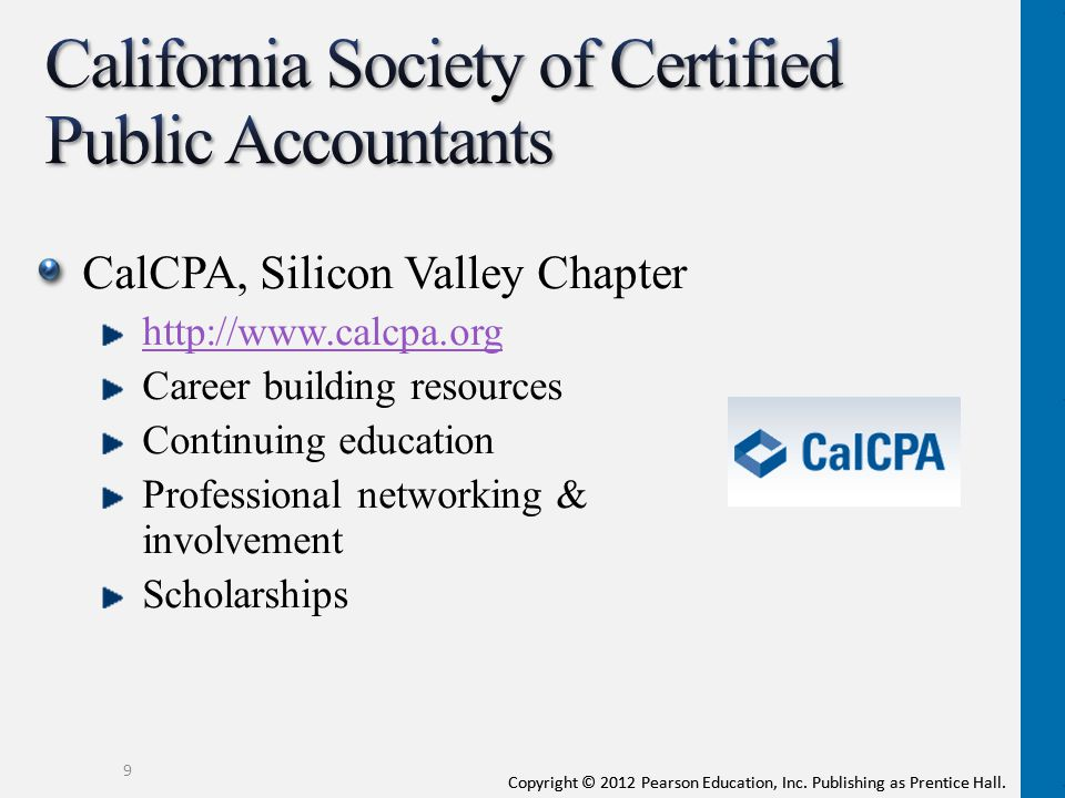 California Society of Certified Public Accountants