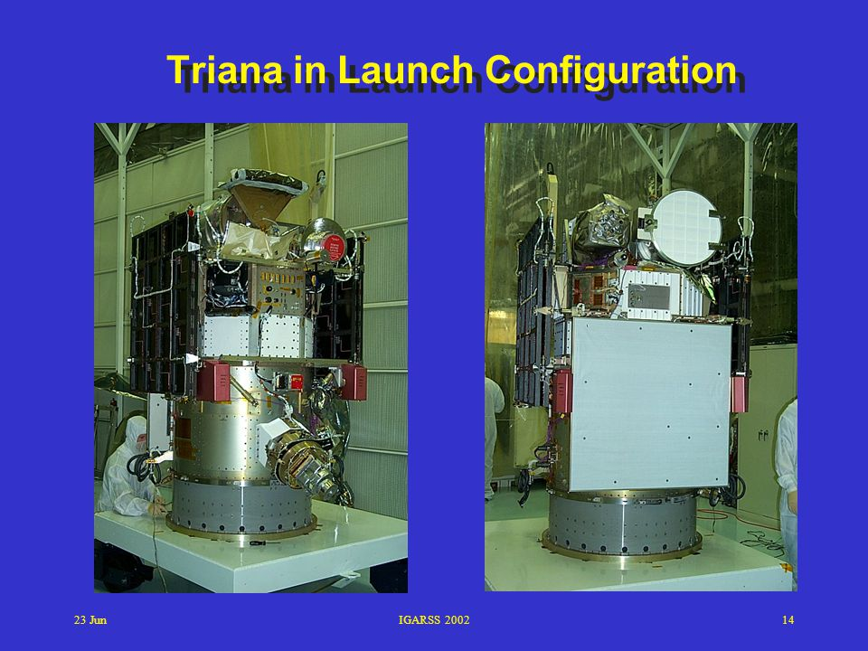 Triana in Launch Configuration