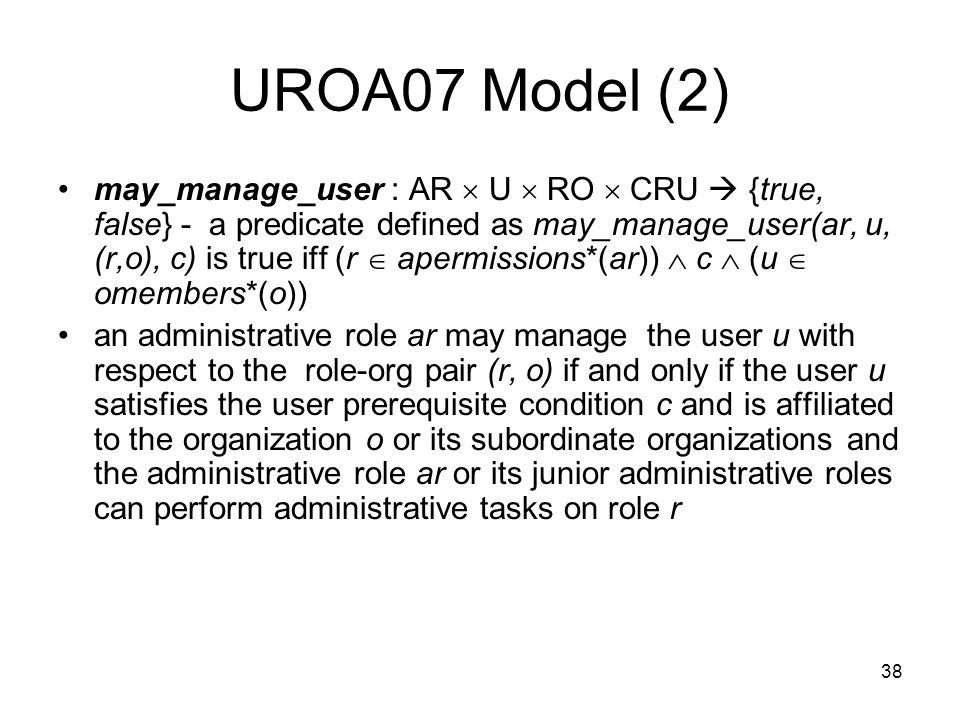 UROA07 Model (2)