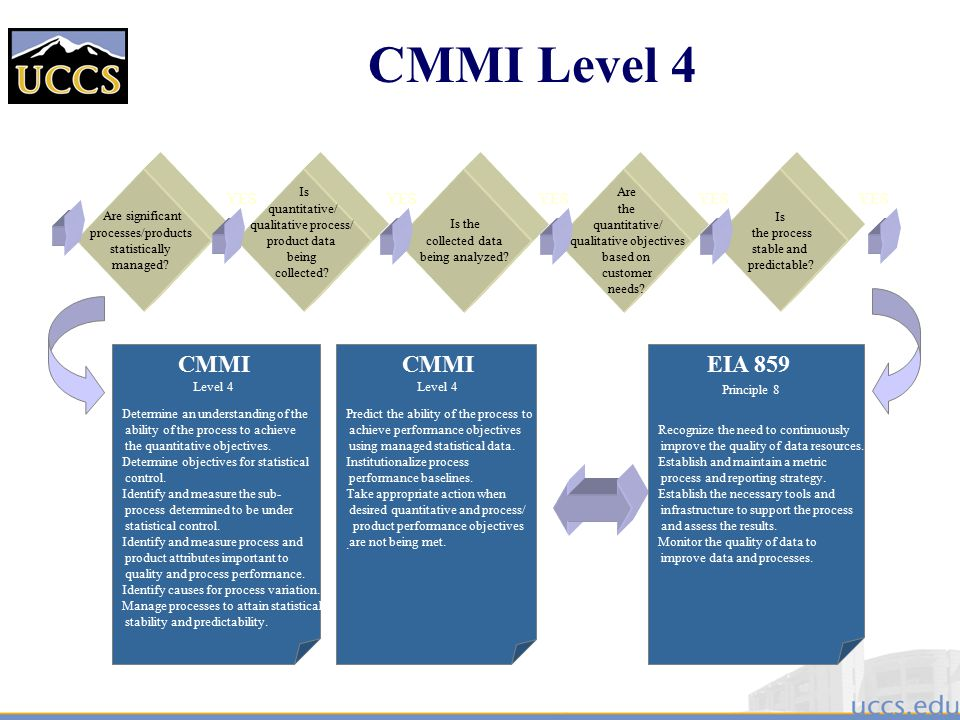 capability maturity model integration a process