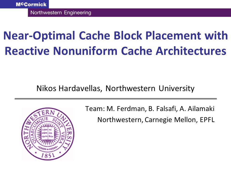 Nikos Hardavellas, Northwestern University