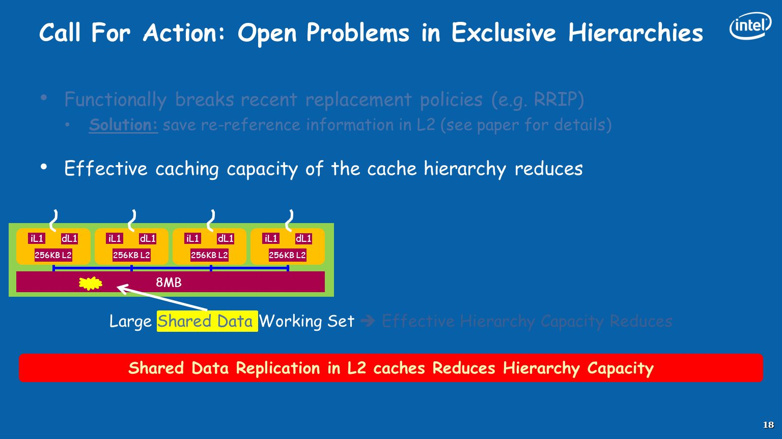 Call For Action: Open Problems in Exclusive Hierarchies