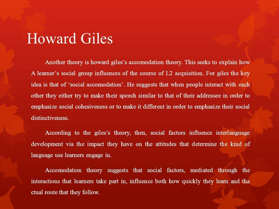 Howard Giles