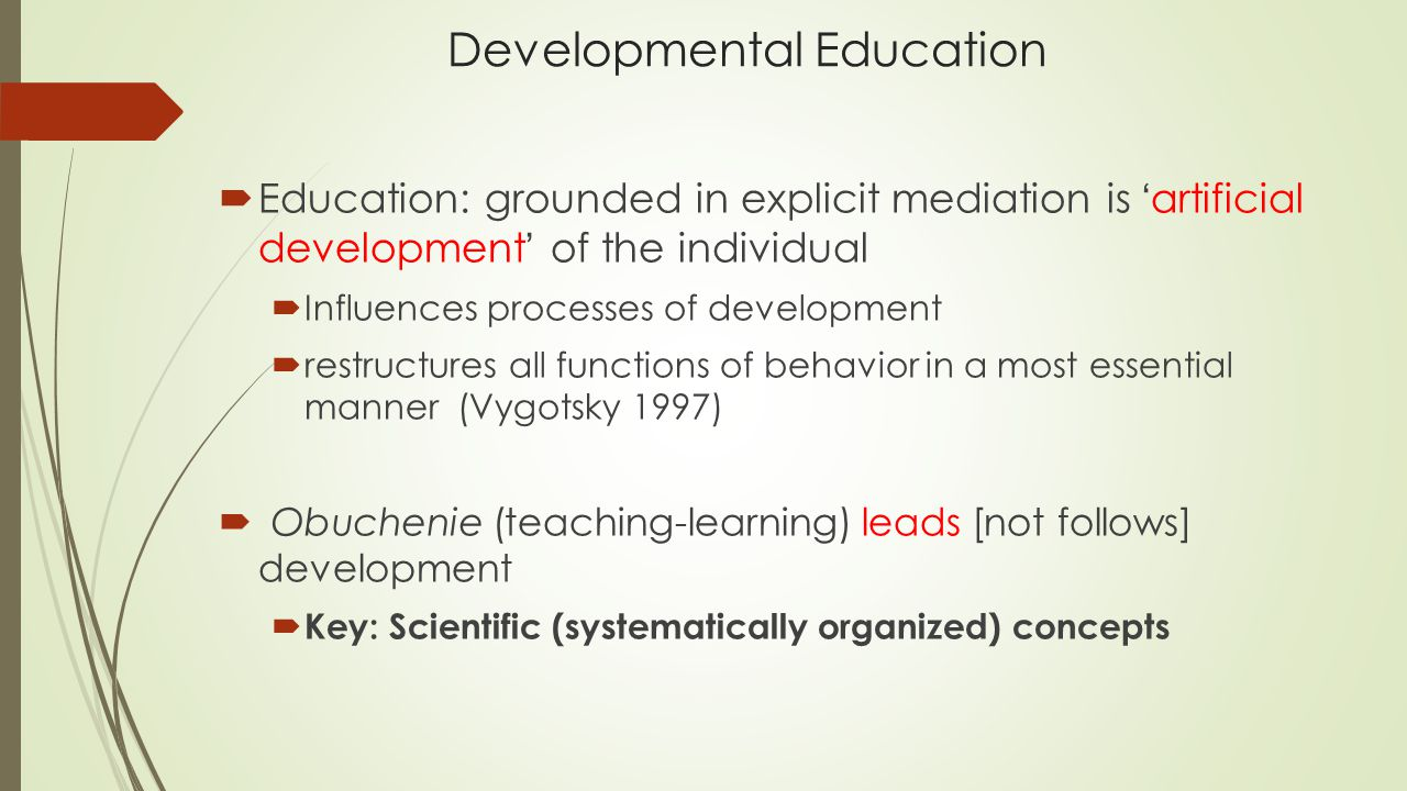 Developmental Education
