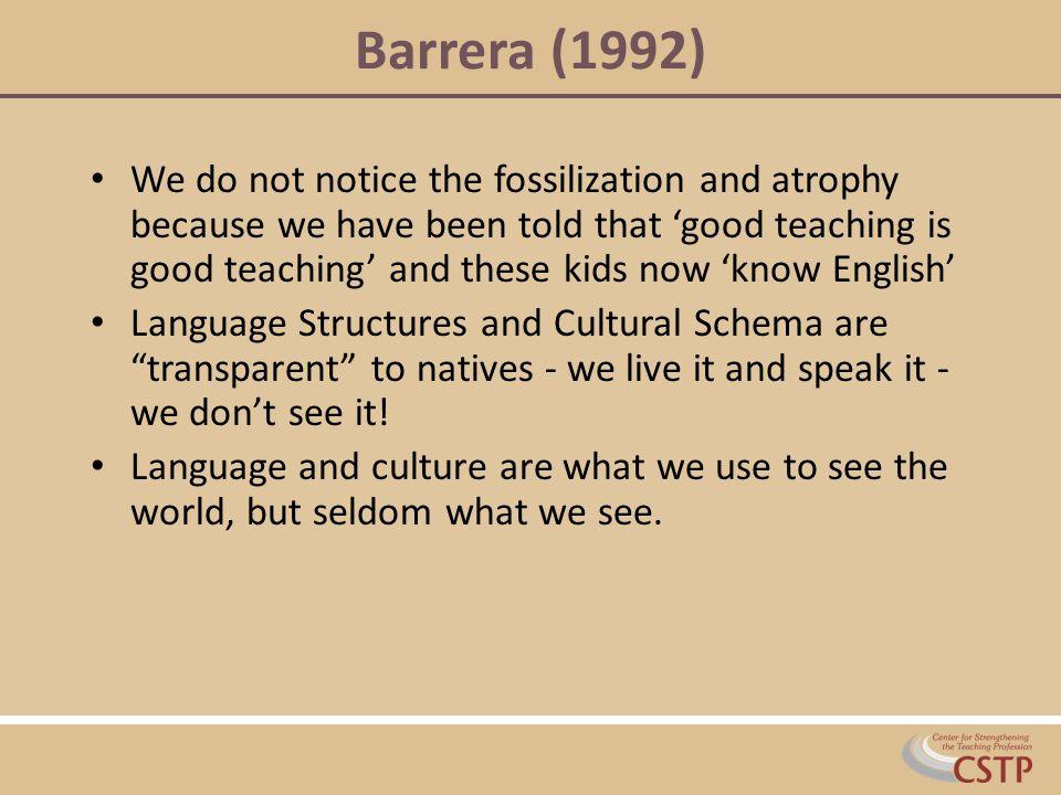 Barrera (1992)