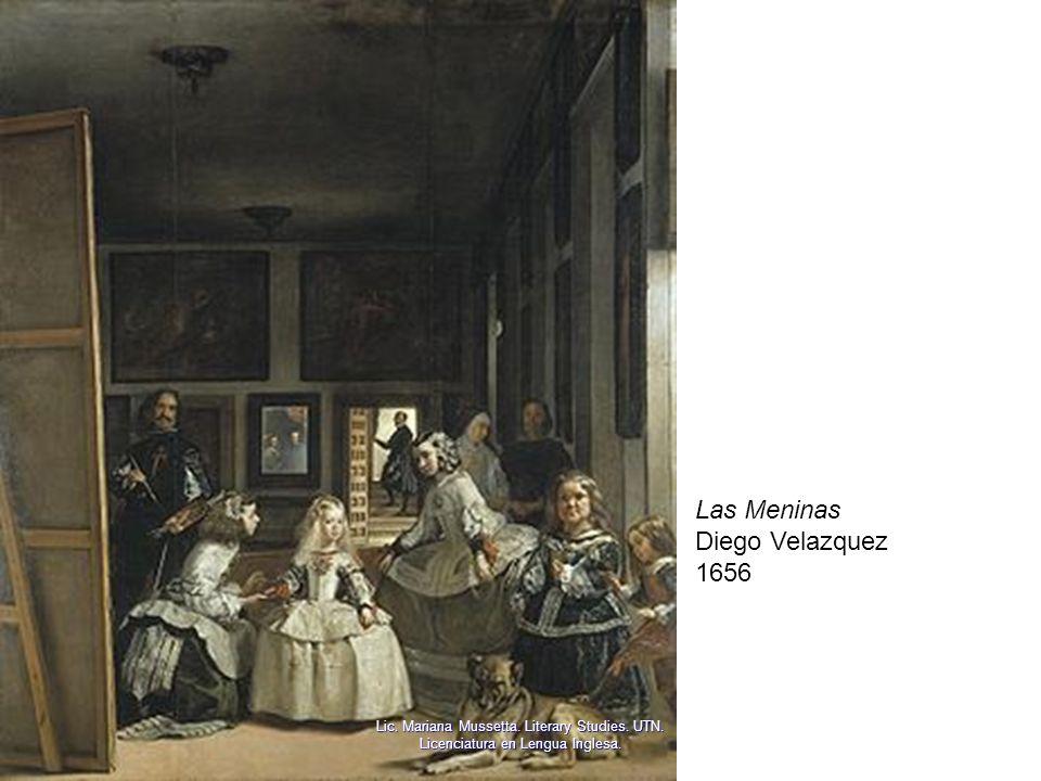 Las Meninas Diego Velazquez 1656