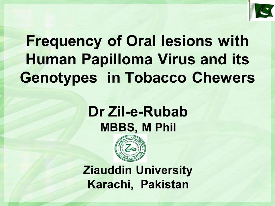 Dr Zil-e-Rubab MBBS, M Phil Ziauddin University Karachi, Pakistan