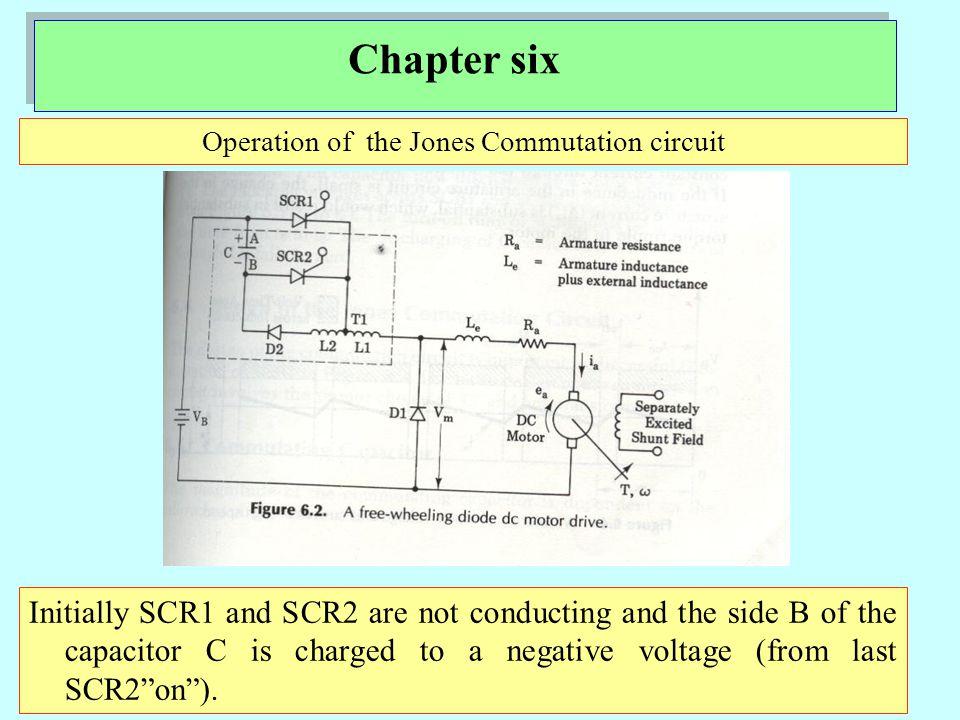 Operation of the Jones Commutation circuit