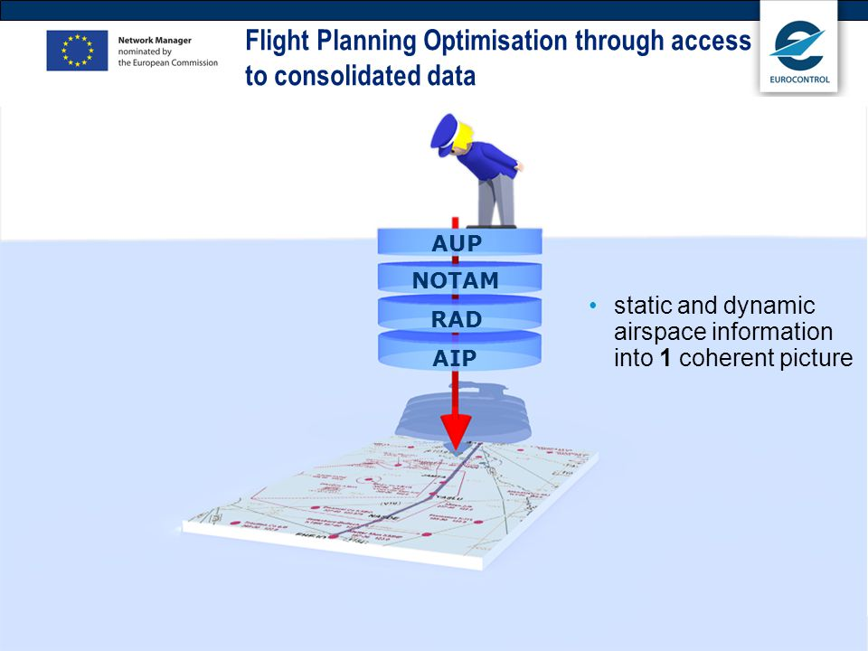 Flight Planning Optimisation through access to consolidated data