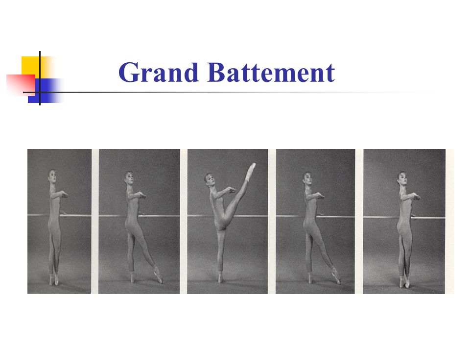 Grand Battement