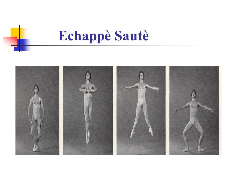 Echappè Sautè