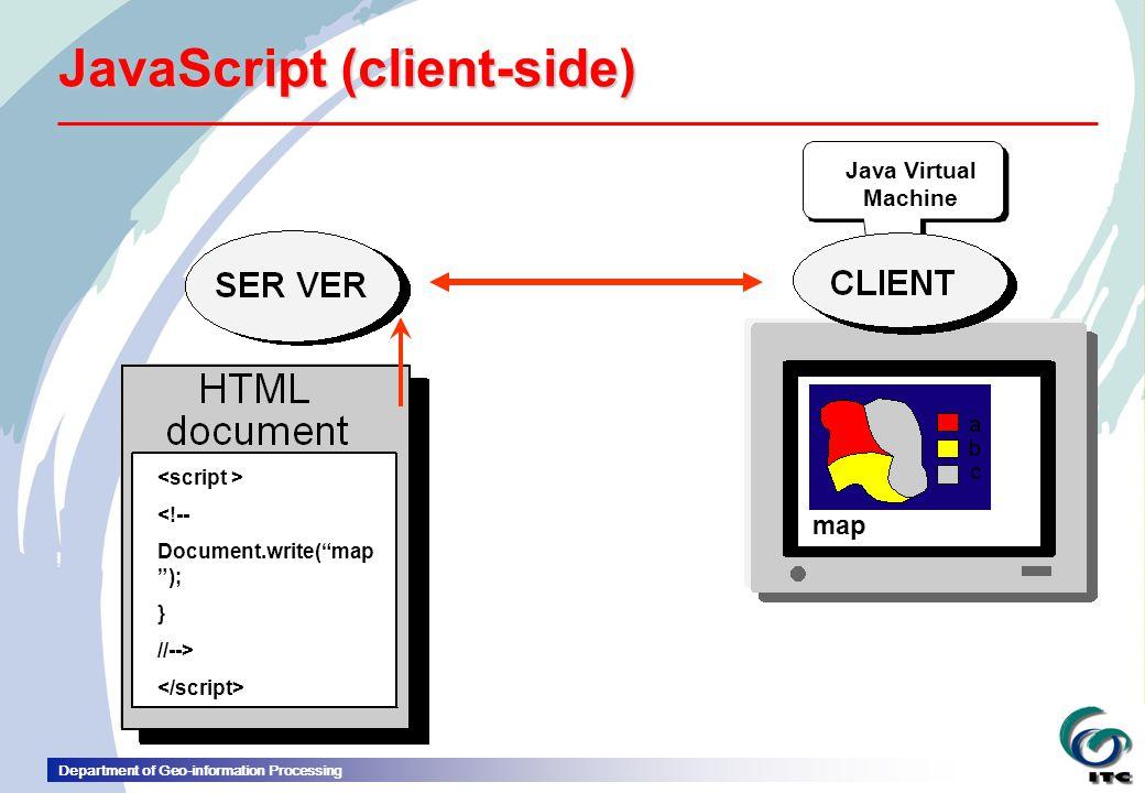 JavaScript (client-side)