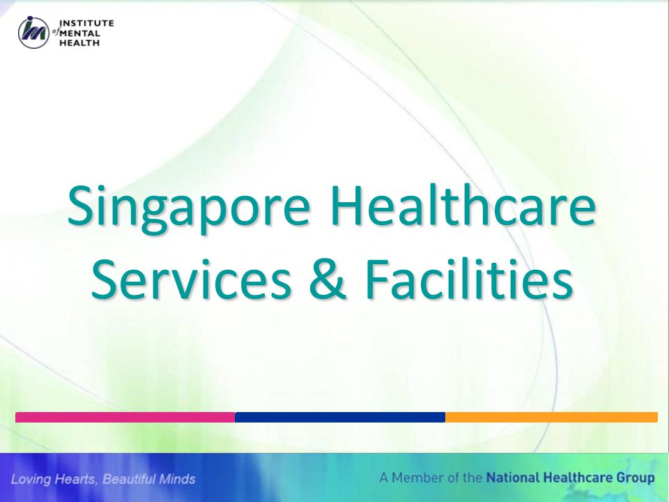 Singapore Healthcare Services & Facilities
