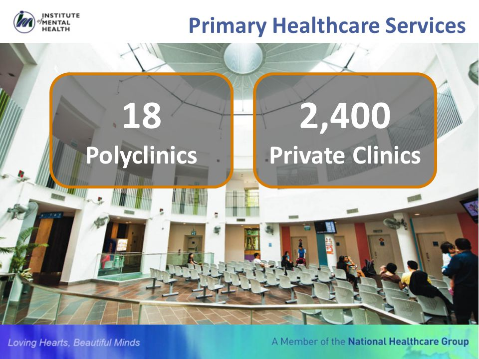 Primary Healthcare Services