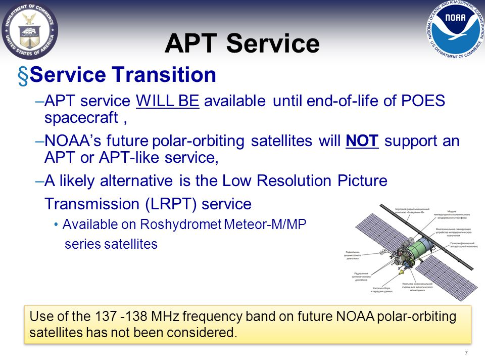 APT Service Service Transition