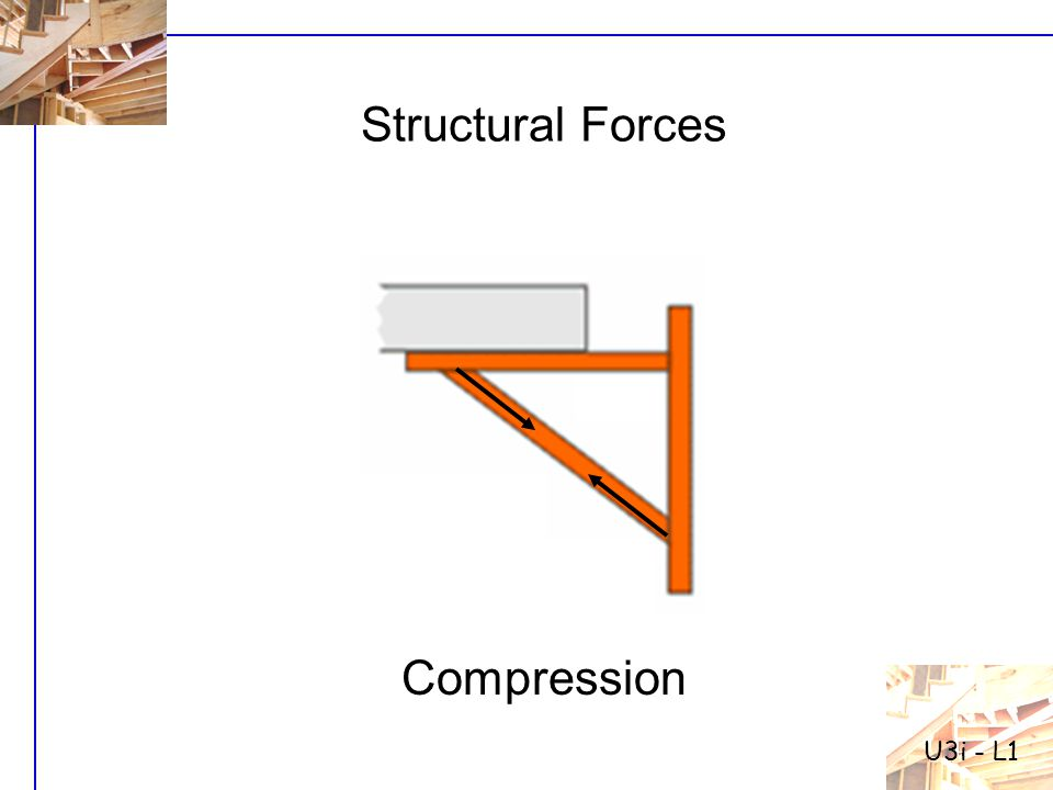 U3i - L1 Structural Forces Compression