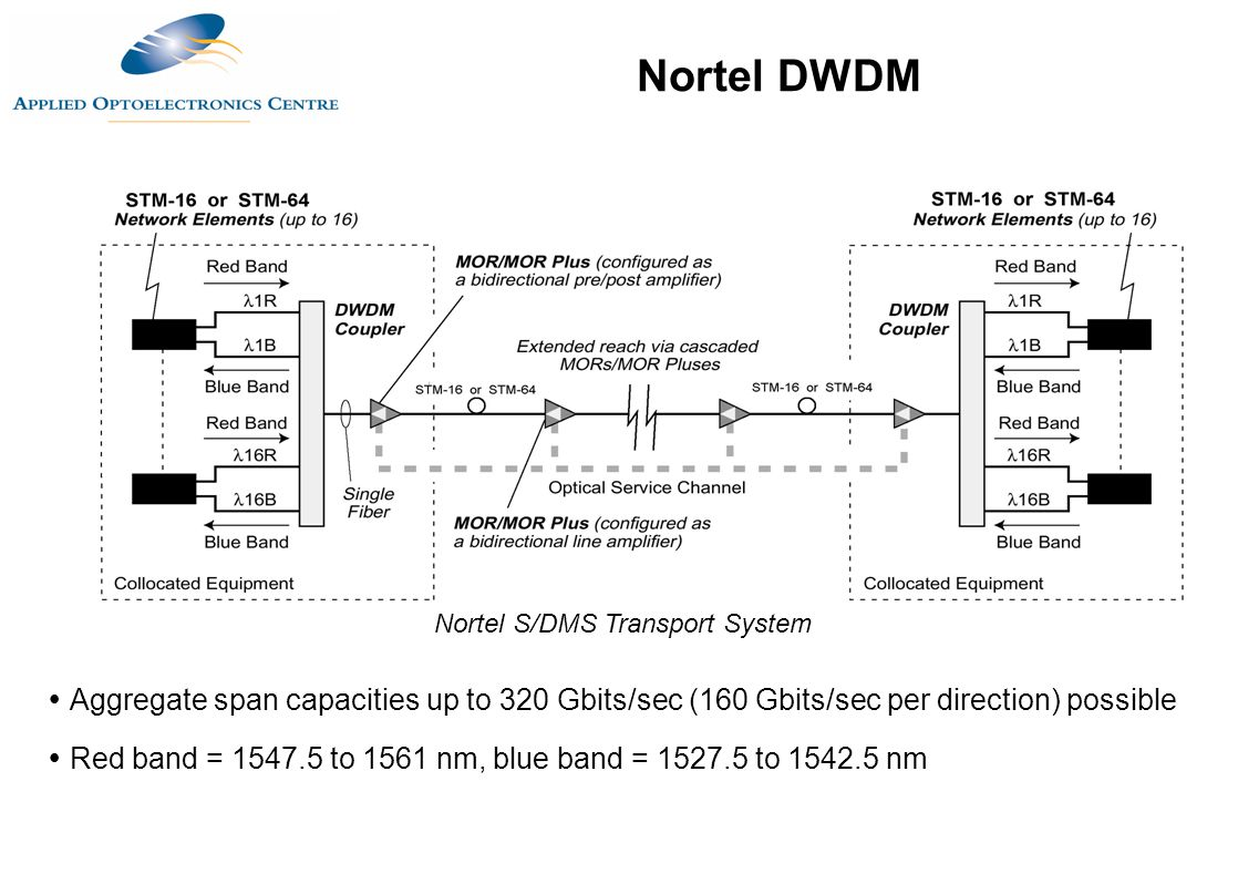 Nortel S/DMS Transport System