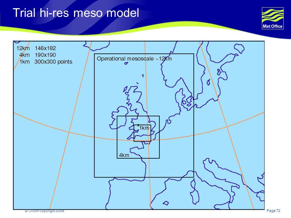 Trial hi-res meso model