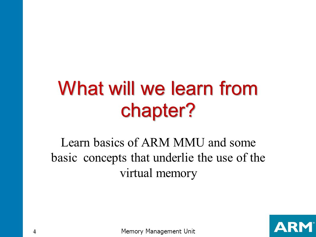 What will we learn from chapter