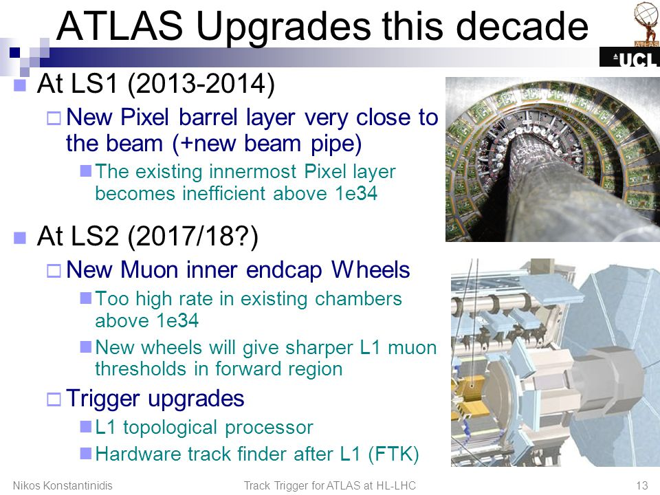 ATLAS Upgrades this decade