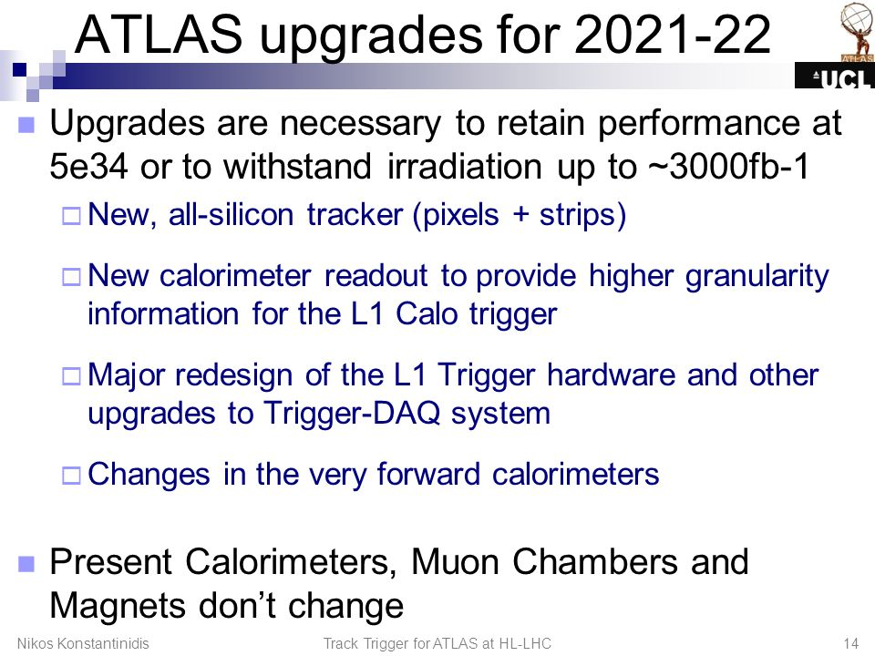 Track Trigger for ATLAS at HL-LHC