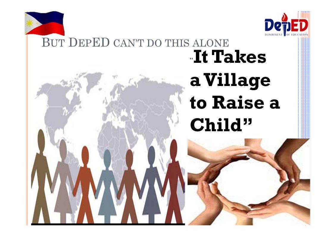 a Village to Raise a Child