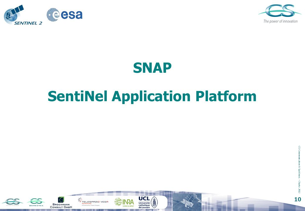 SNAP SentiNel Application Platform