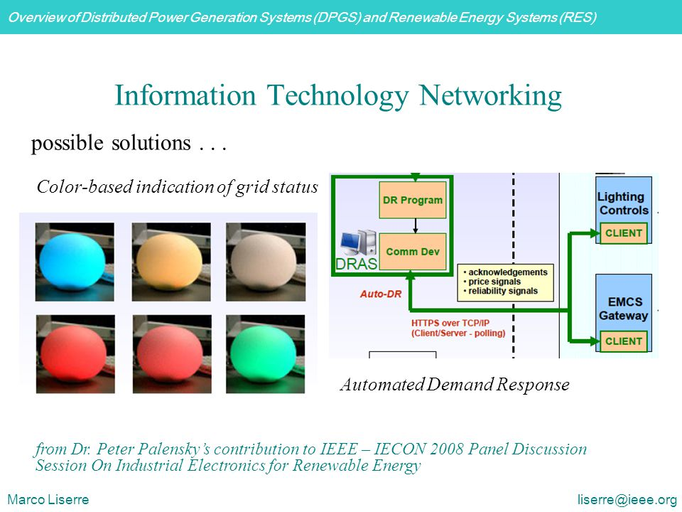 Information Technology Networking