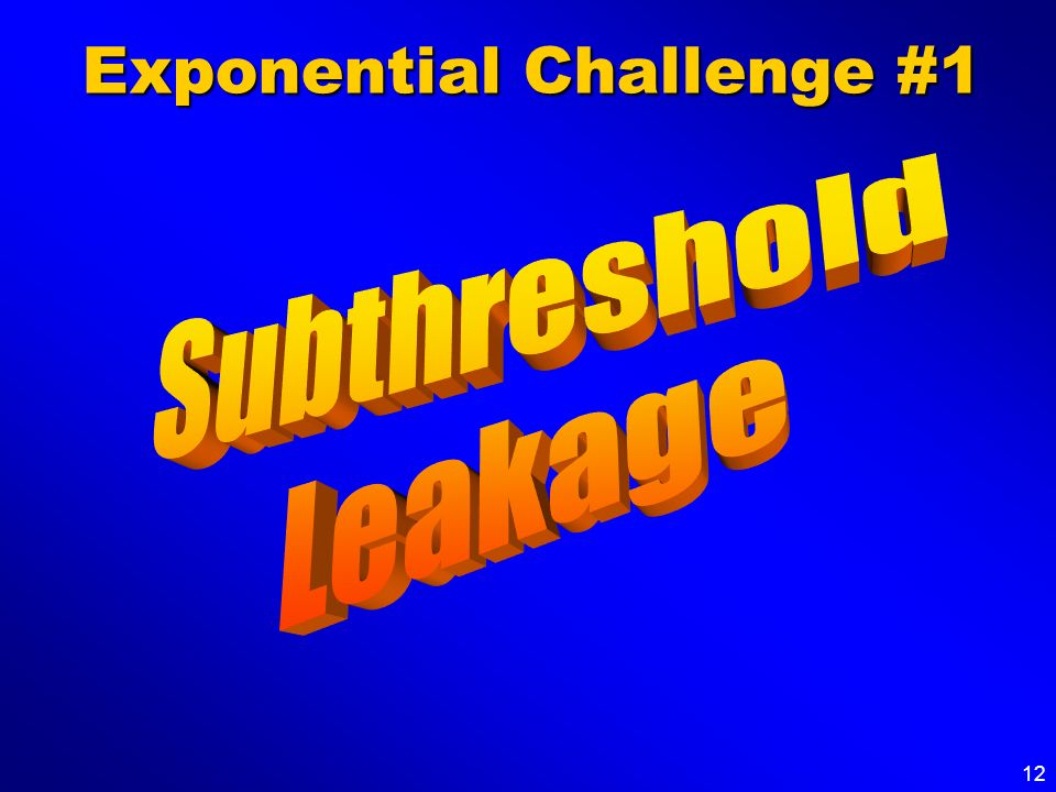 Exponential Challenge #1